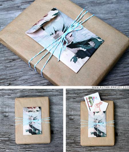 cute book packaging