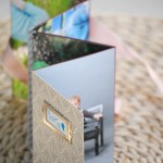 Accordion Book Photo Album - Mother's Day Gift Idea