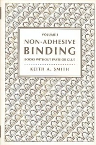 5 Great Books About Bookbindng: Keith Smith Non Adhesive Binding Volume 1