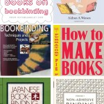 5 great how-to books on bookbinding from RuthBleakley.com