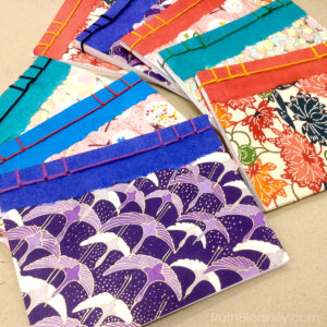 Japanese Side Binding Notebooks
