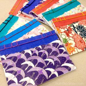 Japanese Side Binding Notebooks