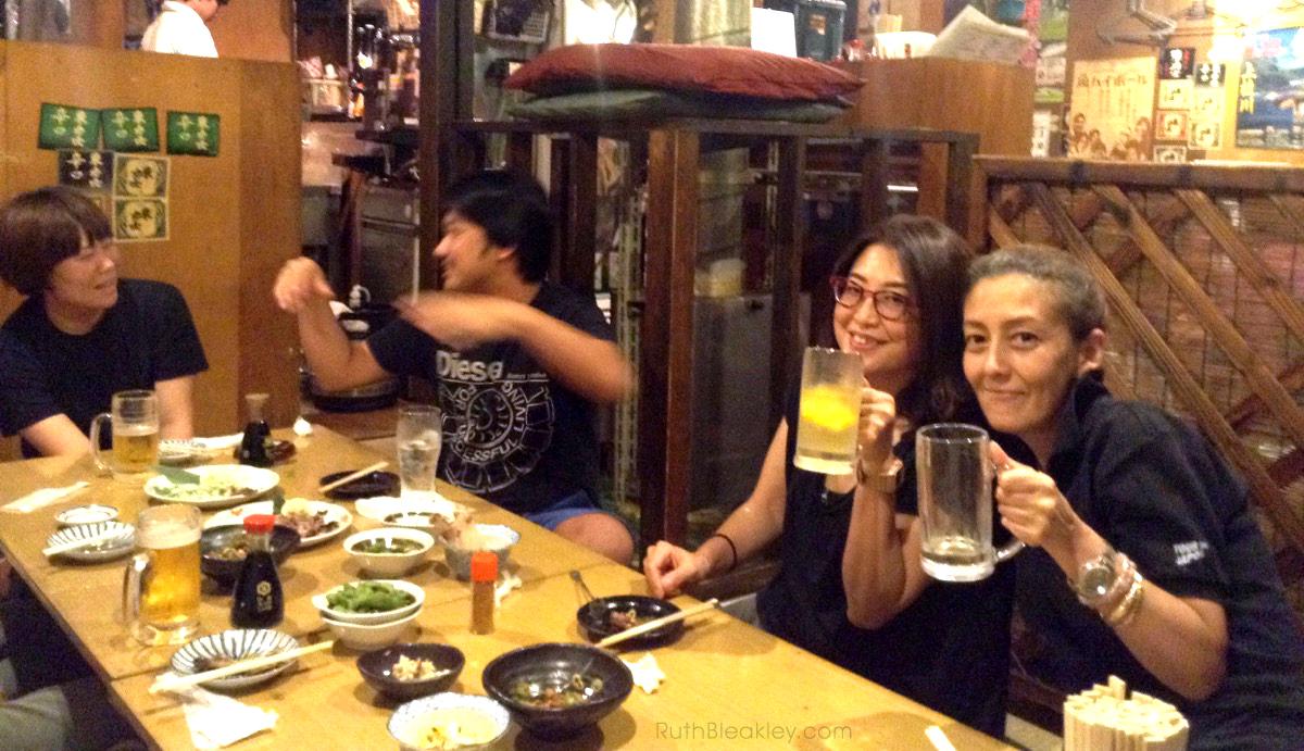 Izakaya in Kyoto - 2