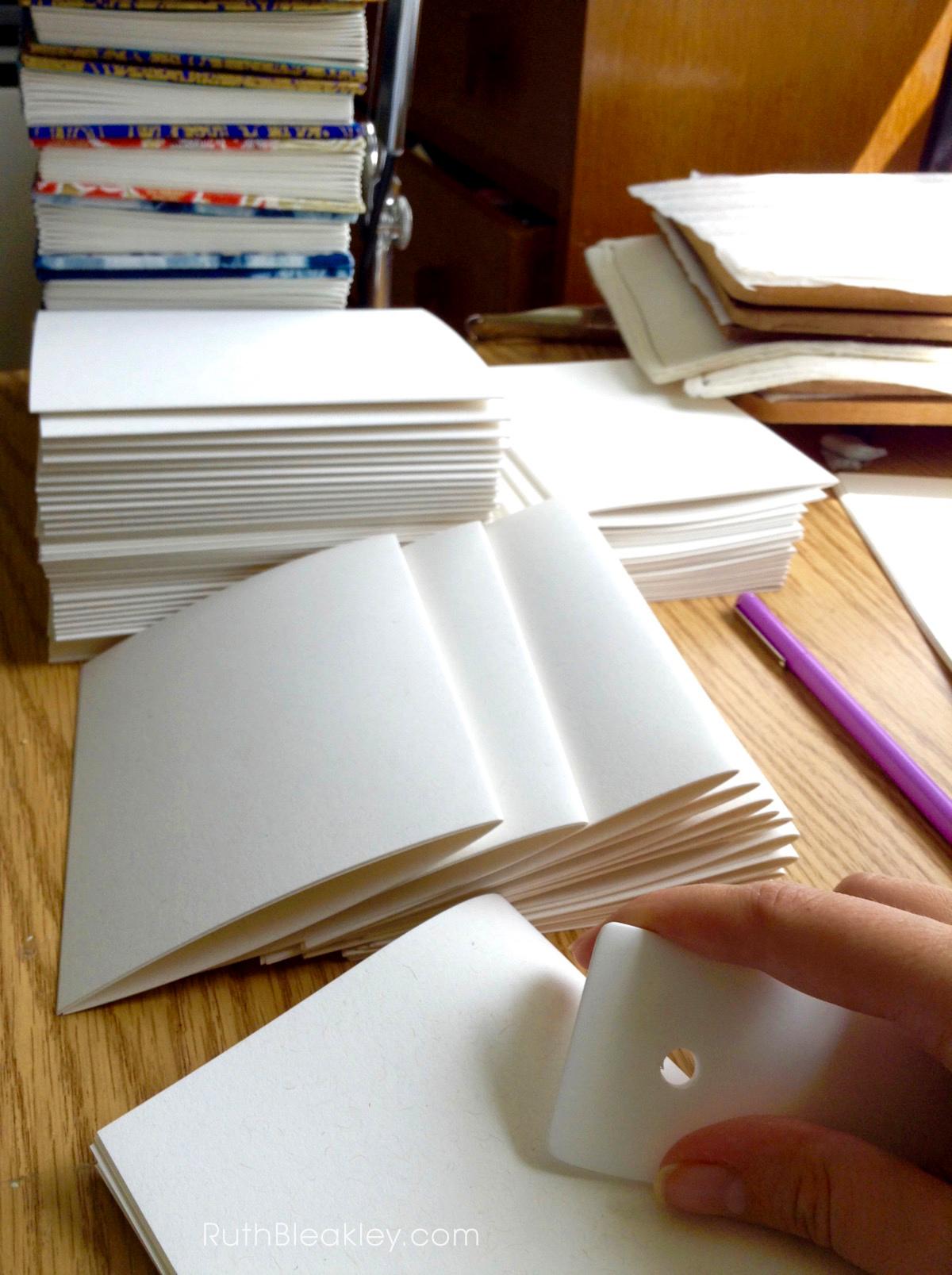 Teflon Folders vs Bone Folders - 2