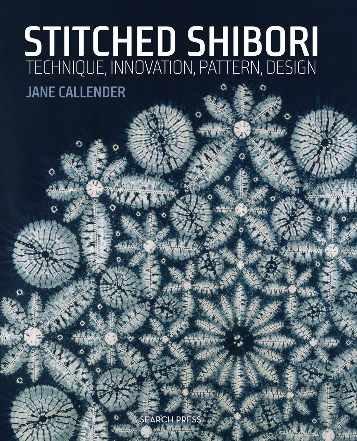 jane callender stitched shibori instruction book
