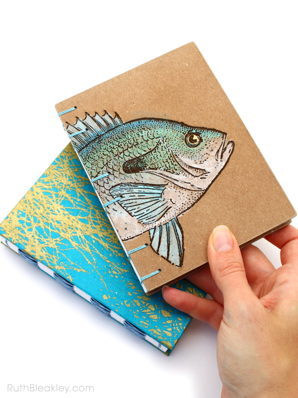 Handmade Journals make a great gift for the writers in your life