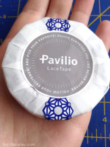 lace washi tape - 1